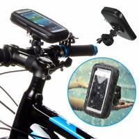 360° Bicycle Motor Bike Waterproof Phone Case Mount Holder For LENOVO  Mobile
