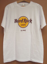 NEW, AUTHENTIC, HARD ROCK CAFE LA PAZ CITY, T-SHIRT TEE CLASSIC LOGO, M SIZE MEN