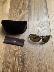 Tom Ford Whitney Sonnenbrille Damen in Grün