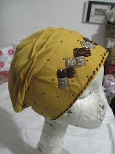 new style beautiful  bides embroidery cap soft nice to ware