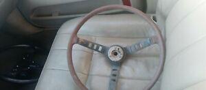 1973 Datsun 240z Wood Steering Wheel