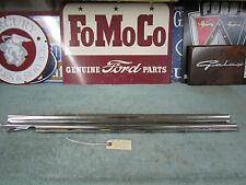 1955 1956 Ford Crown Victoria SST Below Quarter Windows ( restored ) L & R