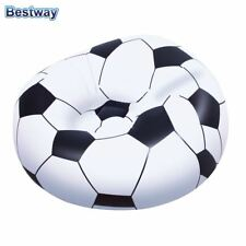 Gonflable Fauteuil FOOTBALL pouf FAUTEUIL RELAX Fauteuil Gonflable Fauteuil ball