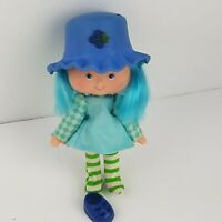 Vintage Strawberry Shortcake Blueberry Muffin Doll 1980s Kenner First Wave Doll