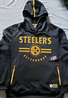 NEW PITTSBURGH STEELERS NFL TEAM APPAREL HOODIE - MEDIUM - New with Tags