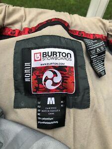 Burton Ronin Snowboard Pants Medium