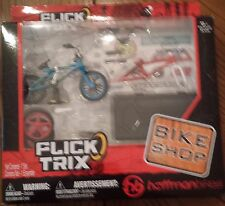 Flick Trix Bike Shop Hoffman Bikes finger bike new Matt Hoffman