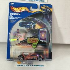 #6  CD-ROM * PARTICLE Energy Car * Hot Wheels * F13