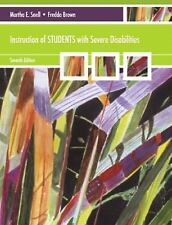 Instruction of Students with Severe Disabilities by Martha E. Snell and...