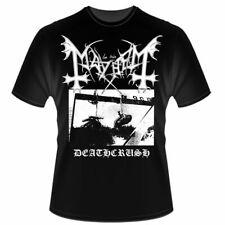 Mayhem - Deathcrush T-Shirt, Euronymous,Black Metal,Ulver,Beherit,Archgoat