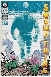 Swamp Thing #69 DC Comics Veitch Alcala 1988 VFN