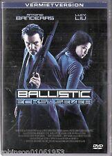 Action DVD Movie Film  BALLISTIC  ECKS Vs. SEVER mit Antonio Banderas + Lucy Liu