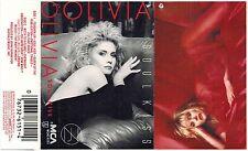 Soul Kiss by Olivia Newton-John AUDIO CASSETTE MCA Records
