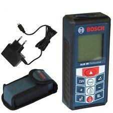 Bosch Laser Entfernungsmesser GLM80 mit Mini-USB Ladebuchse 0601072300
