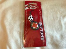 England Mobile Phone, Keyring, bag charm. THe Fourth Lion