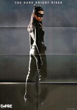 BATMAN THE DARK KNIGHT RISES 2012 CATWOMAN FILM MOVIE PROMOTIONAL POSTER