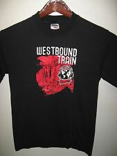 Westbound Train Ska Boston Masschusetts USA Band Condert Tour Black T Shirt Sm