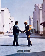 """Pink Floyd Wish You Were Here Album Canvas Print Art Poster Wall Decor 19""""x16"""""""