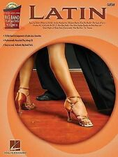 Big Band Play-Along: Latin - Guitar by Hal Leonard Corporation (Paperback, 2009)