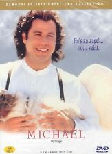 Michael (1996) DVD (Sealed) ~ John Travolta *BRAND NEW*
