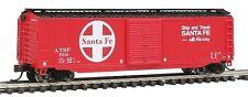 Escala N - Bachmann Boxcar Santa Fe 19454 NEU