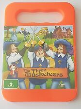 THE THREE MUSKETERS DVD BRAND NEW