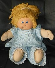 VTG 1982 CABBAGE PATCH DOLL Appalachian Artworks XAVIER ROBERTS Girl FIRST TOOTH