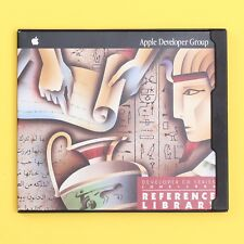 Apple Developer CD Series June 1994: Reference Library Edition Software Mac