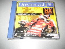 Ducati World Neuf pour Sega DREAMCAST