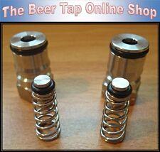 "19/32""-18 Gas & Liquid Ball Lock Keg Post Kit For Corny / Cornelius Type kegs"