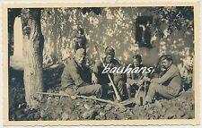 Foto Italia - 1944-soldati tedeschi-Wehrmacht 2.wk (g280)