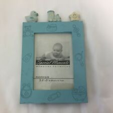 Special Moments Memories Collection 3.5X5 Baby Nursery Picture Frame