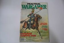 PRACTICAL WARGAMER MAR/APR 1992 SEVEN YEARS WAR SKIRMISH - WARGAME MAGAZINE