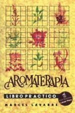 AROMATERAPIA LIBRO PRßCTICO/ AROMATHERAPY WORKBOOK - LAVABRE, MARCEL - NEW PAPER