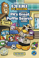 Disney Club Penguin PH's Great Puffle Search New Book softcover