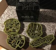Loot Gaming Grub Loot Edition Halo Cookie Cutters