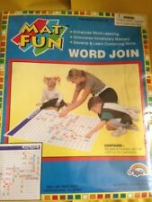 Word Join 19X 26 Mat Fun 3 Sets A-Z Wording Brand New Learning Course