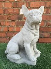 French Bull Dog Statue Garden Ornament Latex And Fibreglass Mould/Mold DOG28