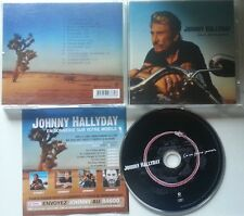 JOHNNY HALLYDAY INTROUVABLE CD CA NE FINIRA JAMAIS AVEC ENORME ERREUR //LIRE