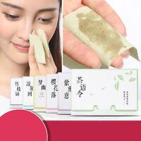 IK- 100Pcs Facial Oil Absorbent Sheet Oil Control Film Blotting Paper Tool Littl