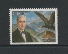 Columbia / Colombie - 1987, Aurelio Martinez Mutis, Poet Tampon - MNH - Sg 1785