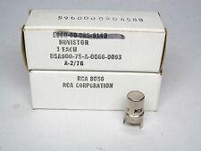 NUVISTOR TRIODE-8056-RCA USA-NOS-OWN BOX-LOW VOLTAGE