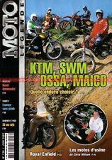 MOTO LEGENDE 136 BULTACO METRALLA OSSA 250 KTM GS SWM 175 TF3 MAICO 250 T ITOM