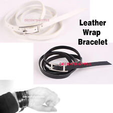 Imported Quality Leather Bracelet for men and women