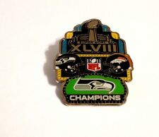 Seattle Seahawks Super Bowl 48 Medium, Peter David Style by Wincraft