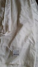 Wilkinson Single 100% Soft Cotton Valance Fitted Sheet  - New (147)
