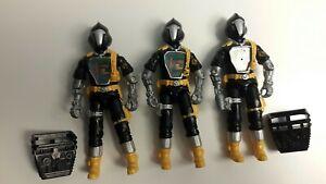 Gi Joe Cobra bats 1986 Lot
