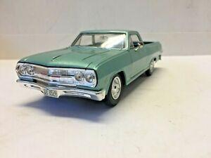 Maisto 1:24 Scale Die Cast Chevrolet El Camino 1965