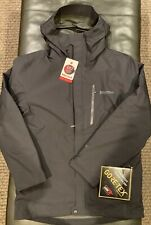 Marmot Mens Minimalist Component Gore-Tex Jacket. Small. Dark Steel (MSRP $350)