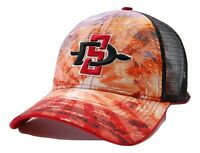 San Diego State Aztecs The Game NCAA Brilliant Meshback Snapback Cap Hat
